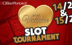 BE MY VALENTINE – SLOT TOURNAMENT 5.000 €