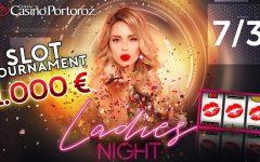 """""""LADIES NIGHT"""" – SLOT TOURNAMENT FOR LADIES"""