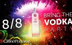 BRING THE VODKA PARTY