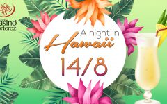 A NIGHT IN HAWAII