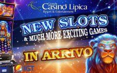 Nuove slot machines