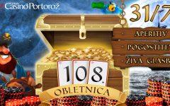 108a Obletnica Grand Casino Portorož